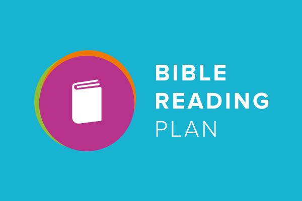 CCE Bible Reading Plan 2018